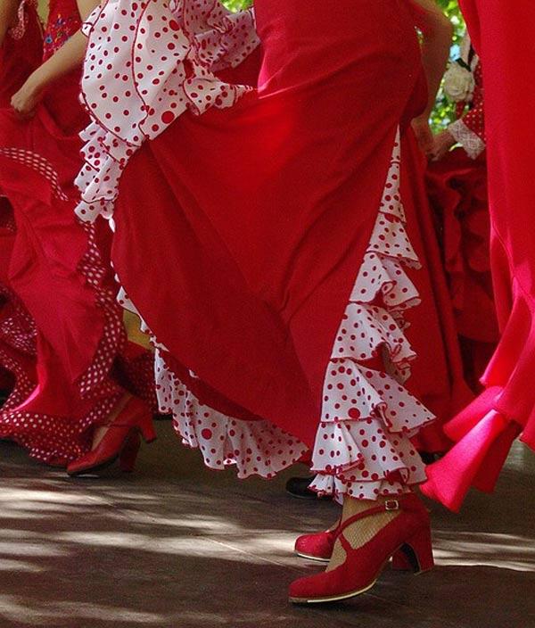 voyage espagne flamenco