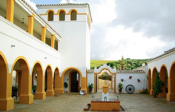 voyage espagne hacienda espagne
