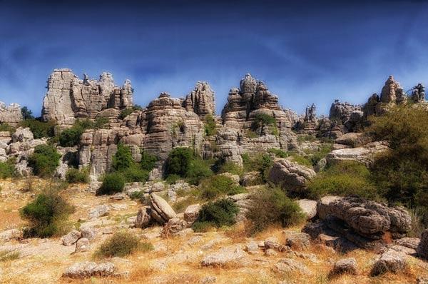 voyage espagne paysage andalousie
