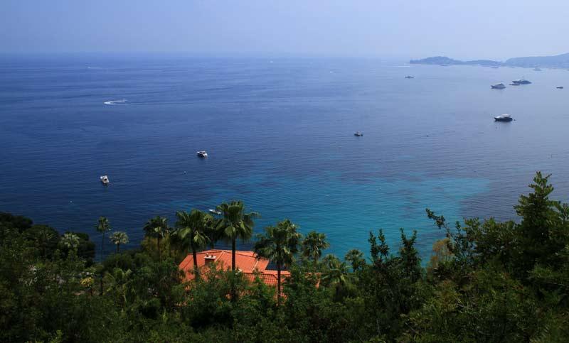 hôtel plage côte d'azur