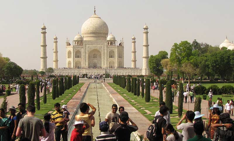 monde sites touristiques