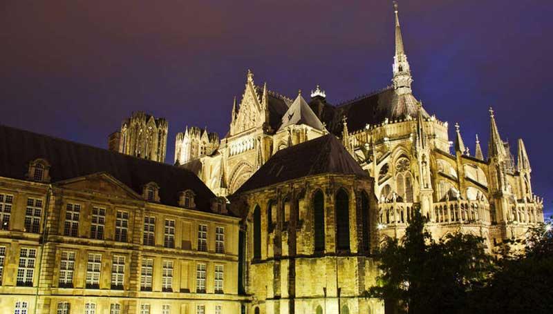 week-end à Reims - cathédrale