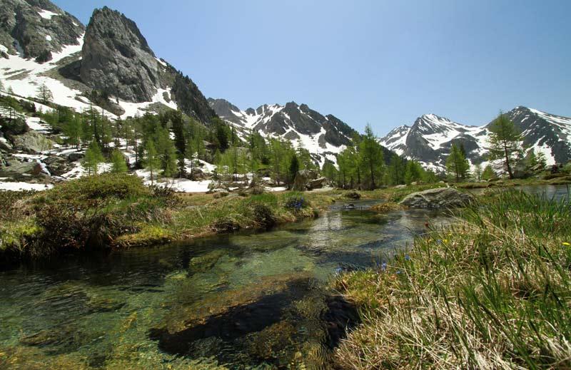gr5 paysage montagne