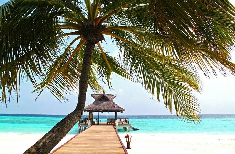 maldives paradis