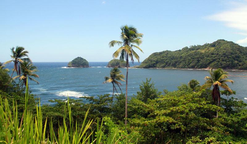 séjour à la Dominique île paradisiaque