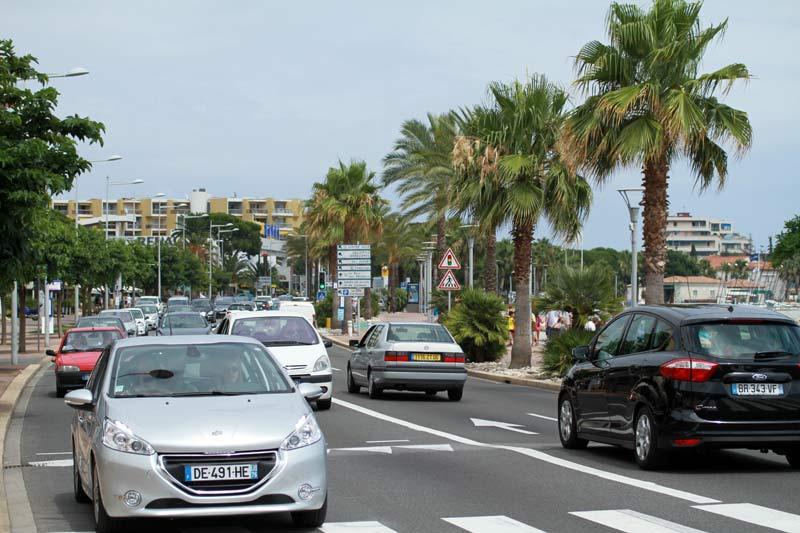 location de voiture sur la Côte d'Azur