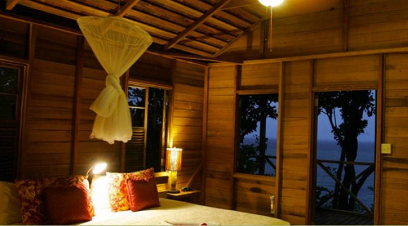 ou dormir dominique jungle bay