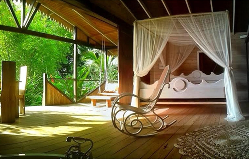 ou dormir dominique liberty jungle
