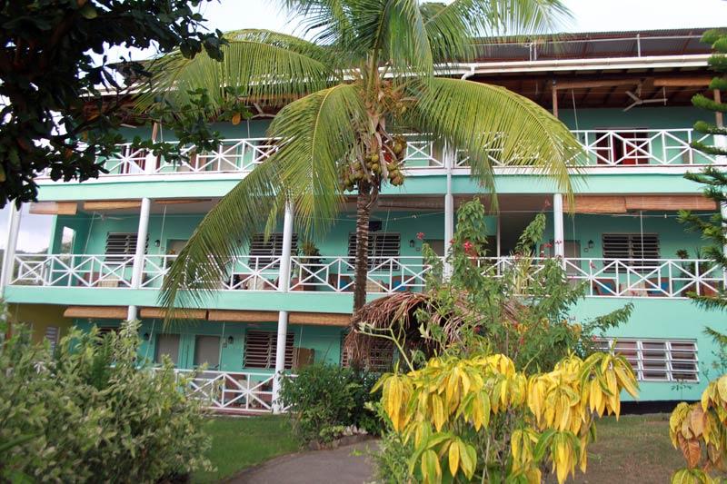 ou dormir dominique tamarindtree hotel