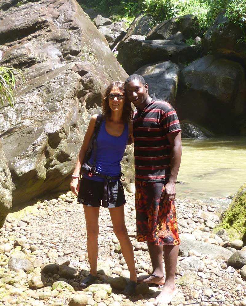 rando guide victoria falls dominica