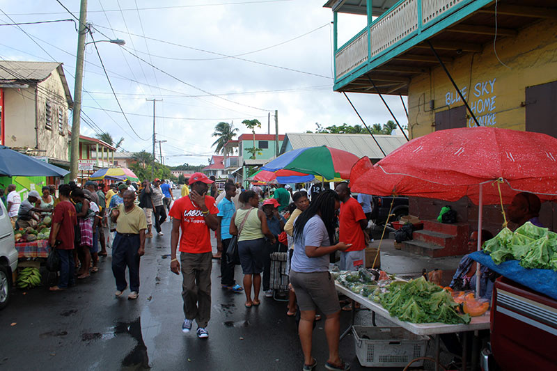 marché portsmouth dominique