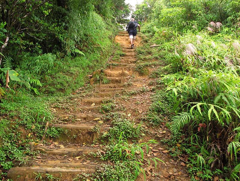 marches rando du Boiling Lake Dominica