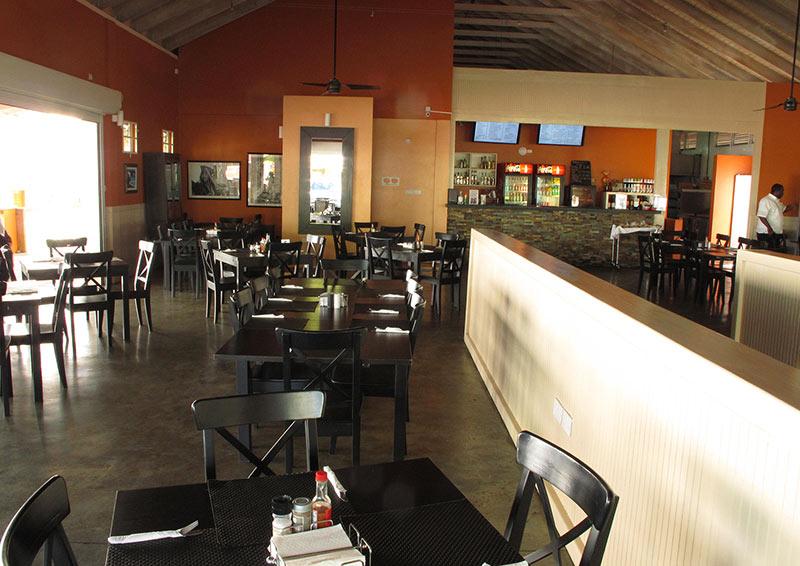 tomato cafe portsmouth dominica