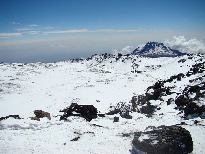 tanzanie ascension kilimandjaro