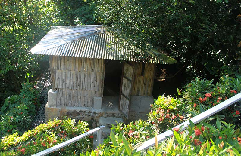 Tia's cottage bungalow privé