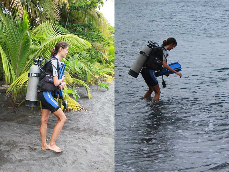 plongee sous-marine dominique