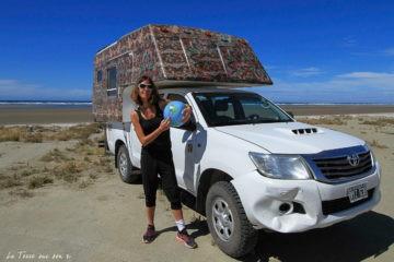 louer un van aménagé en Argentine