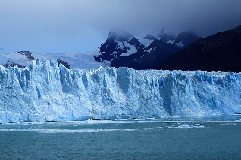 aller au Perito Moreno