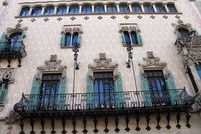 architecture Barcelone