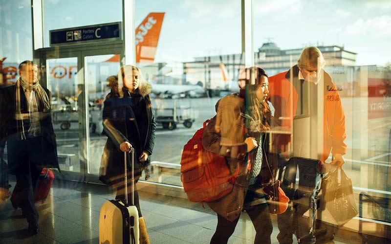 bagages road trip en van aux usa