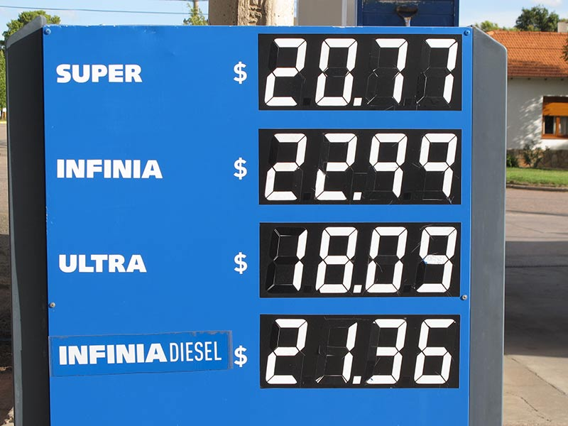 budget essence location van aménagé en Argentine