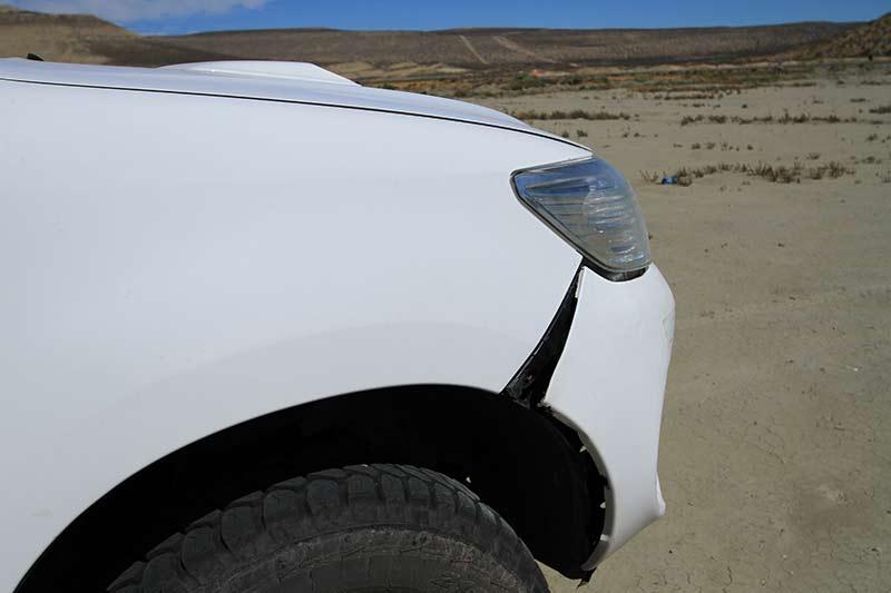 check voiture photo en Argentine