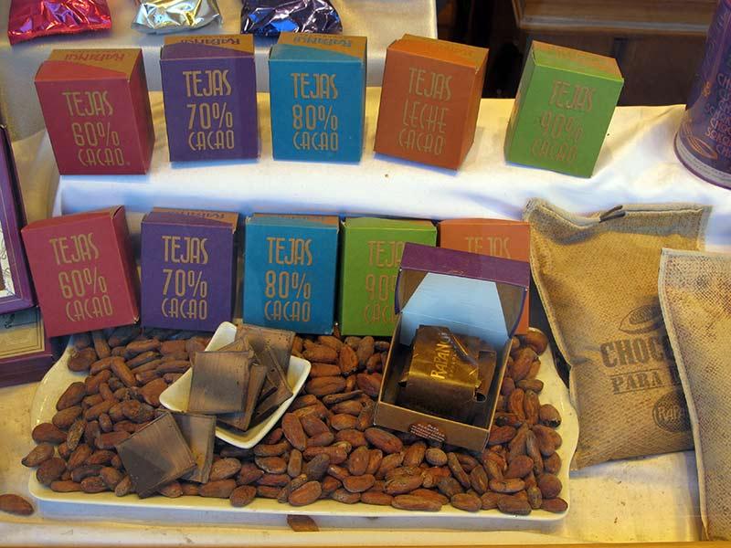 chocolat bariloche patagonie