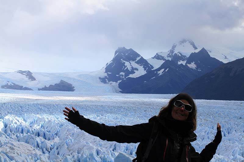 comment s'habiller au perito Moreno