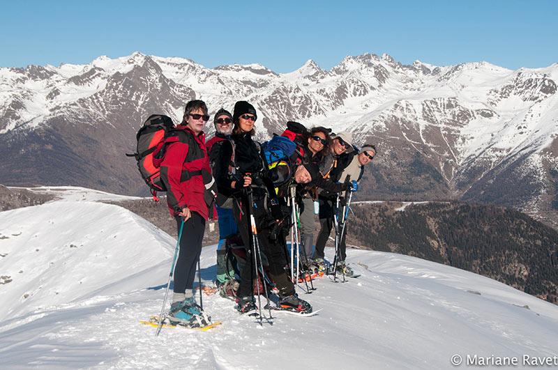 crête belvédère de l'Alp