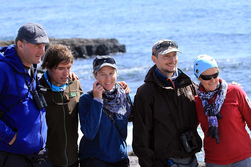 darwin expéditions argentine