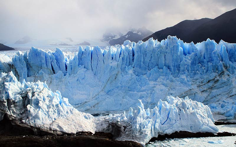 decouvrir perito moreno patagonie argentine