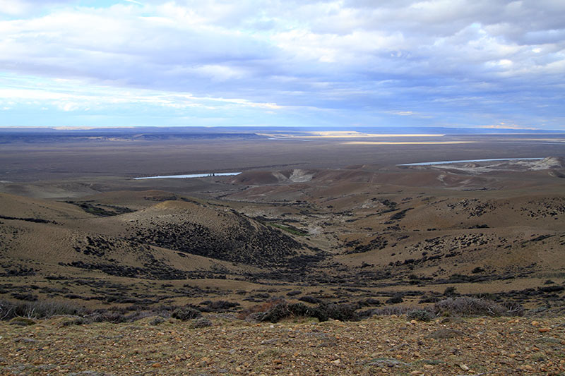 Désert patagon