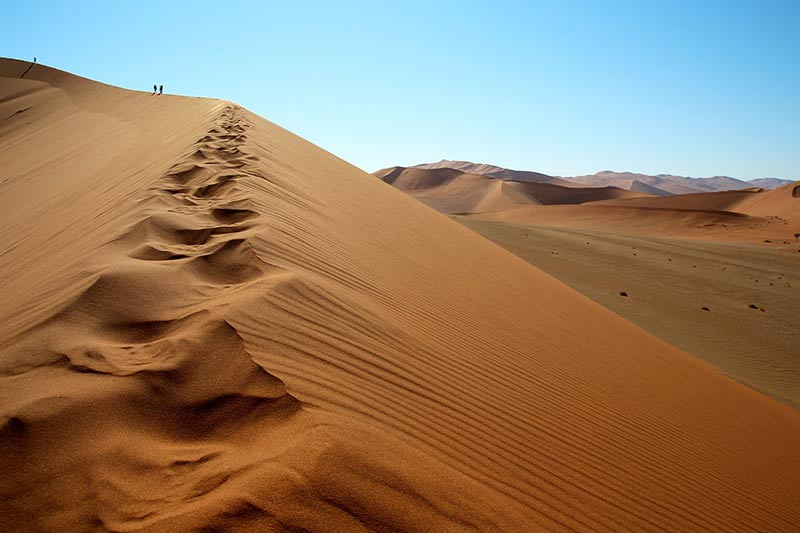 dunes namibie