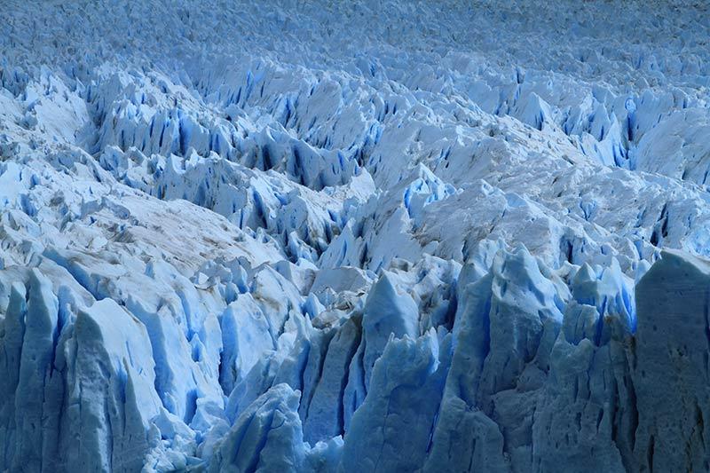 glacier bleu perito moreno