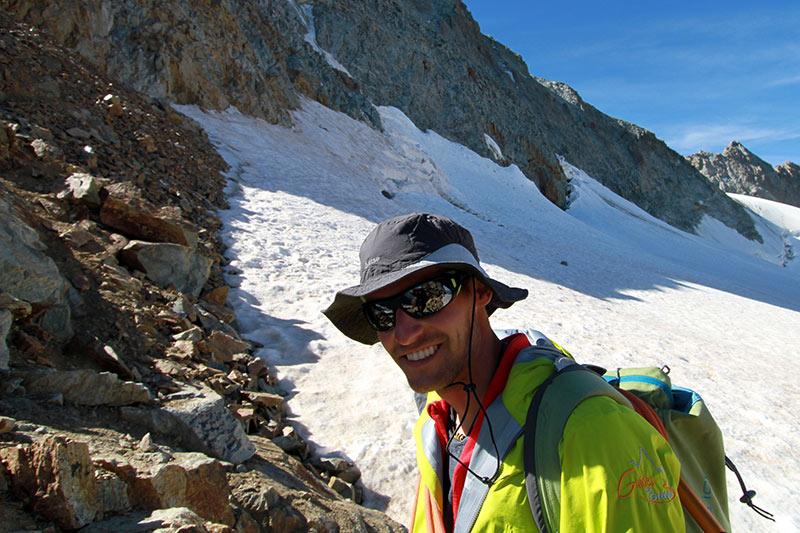 guide haute montagne rando glaciaire