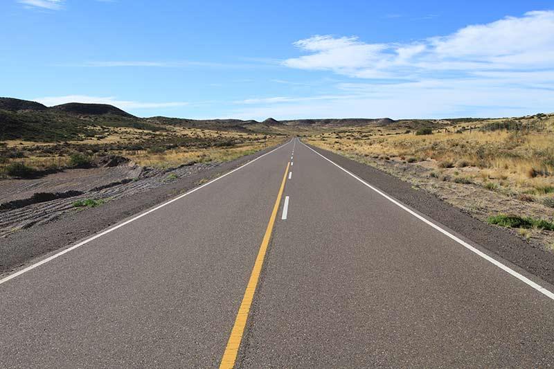 km inclus location de van en Argentine
