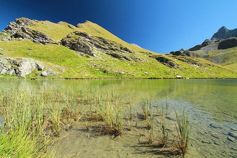 lac des Cordes été serre-chevalier