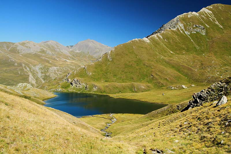 lac des Cordes vallee ceyrverette