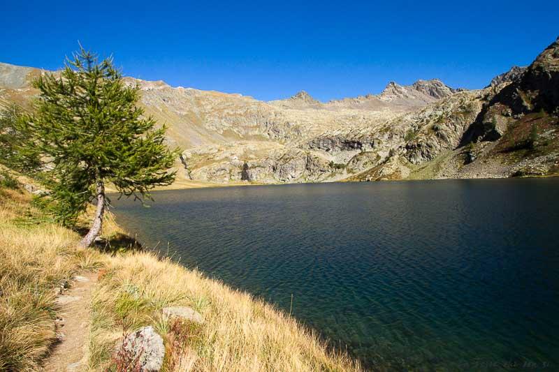 lac de vens fin été