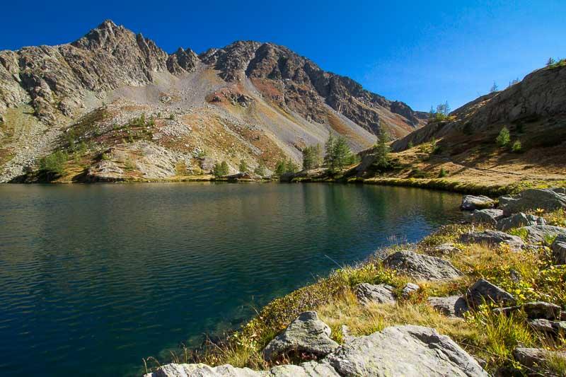 lac de vens hors saison