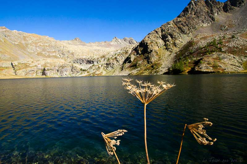 lac de vens vallée haute tinée