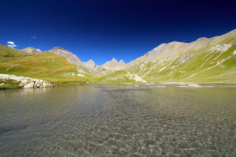 lac du Goléon été Serre-Chevalier