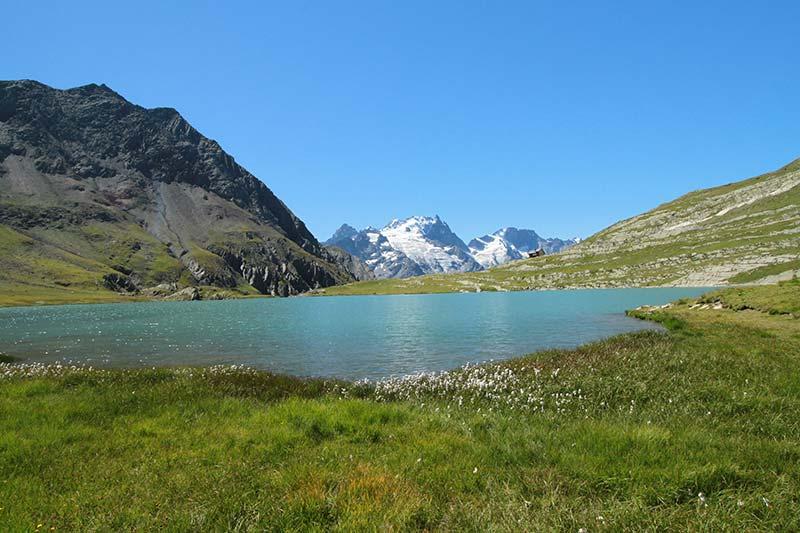 lac du Goléon Meije