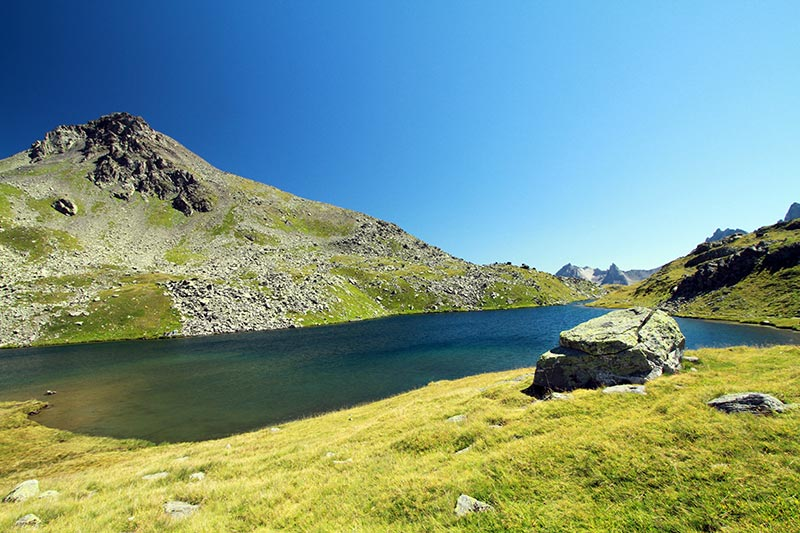 Lac Long des Muandes vallée clarée