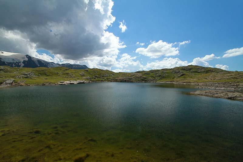 lac Noir plateau d'Emparis
