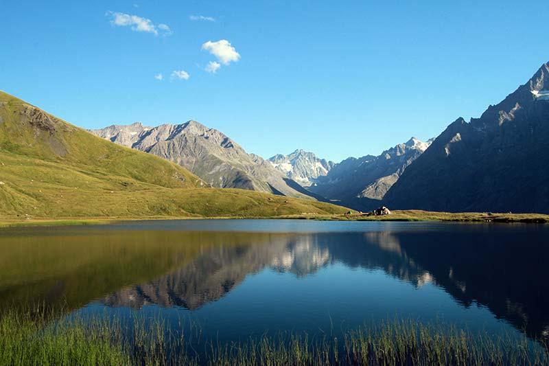 lac du Pontet été serre-chevalier