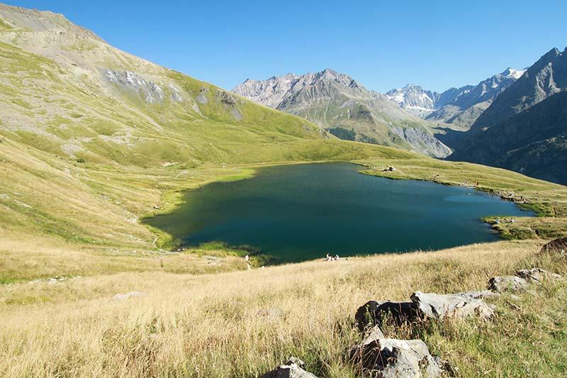 lac du Pontet haute romanche