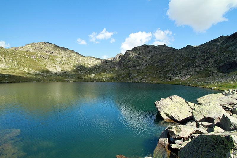 lac du Serpent vallée de la clarée
