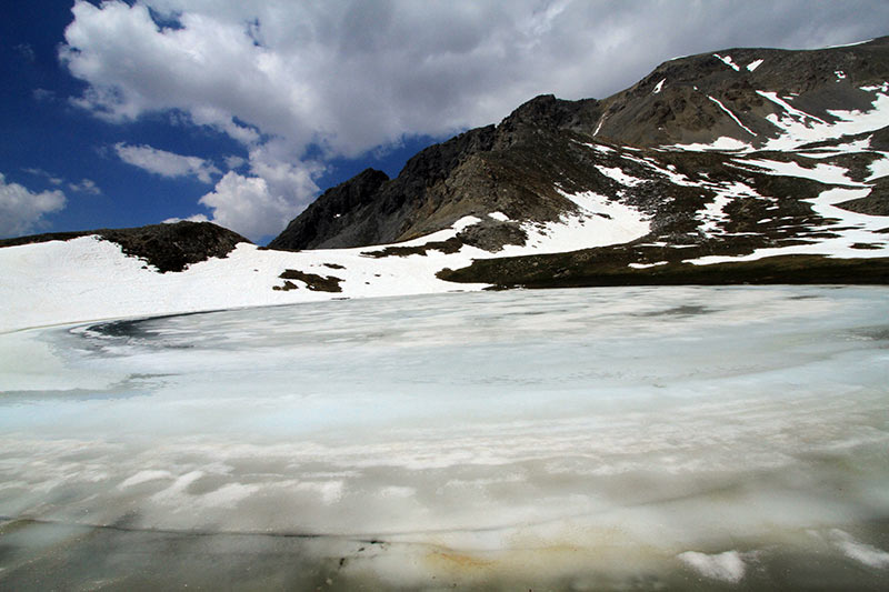 lac Souliers col Izoard
