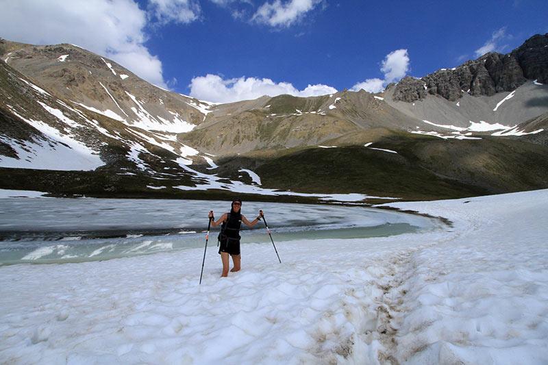 lac Souliers rando facile lac du Queyras
